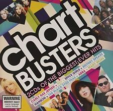 Chart Busters - The Biggest Ever Hits (2 CDs) - CD Album NEW