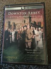 Masterpiece Classic: Downton Abbey - Season 2 (DVD, 2012, 3-Disc Set) Brand New!