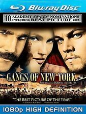 Gangs of New York (Blu-ray Disc, 2008)***LN**