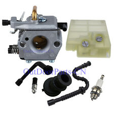 for Walbro WT-194 Carburetor Filter kit Stihl 024 026 MS260 024AV 024S Chain Saw