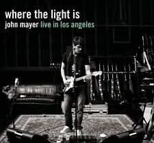 John Mayer - Where The Light Is: John Mayer Live In Los Angeles [CD New]
