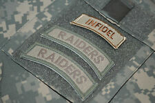 KILLER ELITE JSOC SEAL ODA NINJA NETWORK OPERATOR 3-TAB: RAIDERS + DD INFIDEL