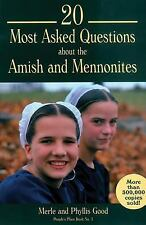 20 Most Asked Questions about the Amish & Mennonites  People's Place - Good, Mer