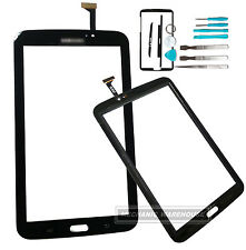 Samsung T210 Black Replacement Touch Screen Digitizer Front Glass Tools Adhesive
