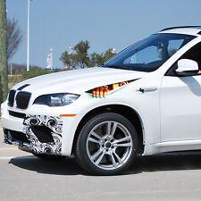 Car Sticker 3D Eyes Peeking Monster Voyeur Car Hoods Thriller Rear Window Decal