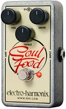 Soul Food Transparent Overdrive Pedal, ELECTRO HARMONIX,
