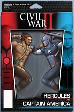 CIVIL WAR II GODS OF WAR #1 (OF 4) ACTION FIGURE Variant Cover