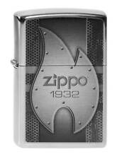 ZIPPO ® ZIPPO 1932 FLAME CHROME High polished 2003950 NEW/Nuovo OVP