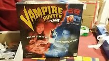 Vampire Hunter The Game Board Game by Milton Bradley 2002