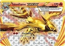 Talonflame BREAK 21/114 HOLO NM Pokemon Steam Siege TCG Rare