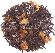 Raspberry Loose Leaf Flavored Black Tea - 1/4 lb