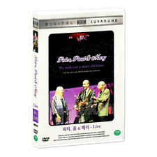 Peter, Paul & Mary (Live - Holiday Concert) DVD - (*New *Sealed *All Region)