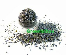 Greenhilltea bulk tea Organic Wild Lavender herbal  tea stress relief 2  OZ