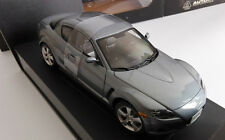 1/18 Autoart Mazda RX-8 Die Cast Model Grey