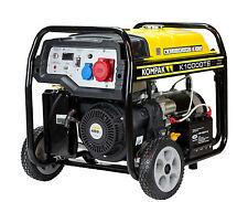 Kompak Baustellen Stromaggregat Stromerzeuger Benzin 10,6 kVA K10000TE