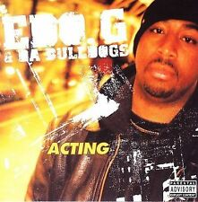 EDO G. Acting CD feat. Scientifik, Big Shug