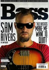 BASS GUITAR #99 January 2014 SAM RIVERS of LIMP BIZKIT Charles Mingus @NEW@