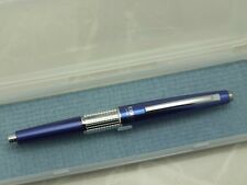"""Pentel Japanese Mechanical pencil """"Kerry"""" with Case / 0.5mm Blue New!"""