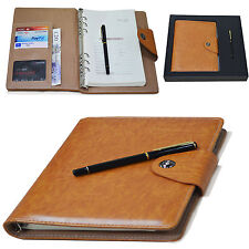 Leather Executive Time Diary & Pen Hot Business Gift Item Premium Gift Set
