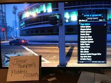 GTA V MODDED ACCOUNTS PS3/PS4/XB1/PC **INSTANT TRANSFER**