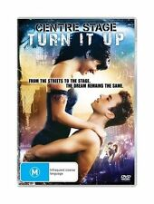 Centre Stage - Turn It Up (DVD, 2009) NEW