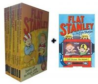 The Flat Stanley Adventure Series Collection 10 Books Set Pack By Jeff Brown