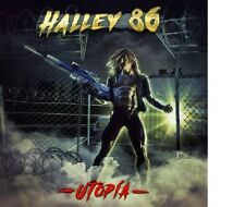 HALLEY 86 – Utopia (NEW*SPA HEAVY METAL CLASSIC*ACID*CHASTAIN*WARLOCK)