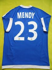 4.8/5 OLYMPIQUE MARSEILLE #23 MENDY 2015~2016 ORIGINAL FOOTBALL SHIRT JERSEY