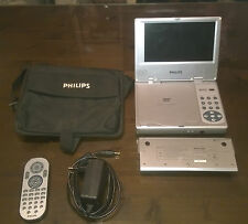 "Tv/Radio/Audio/Video/Lettore "" PHILIPS DVD PORTABILE PLAYER PET 705 """