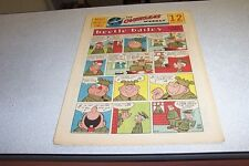COMICS THE OVERSEAS WEEKLY 10 APRIL 1960 BEETLE BAILEY THE KATZENJAMMER KIDS