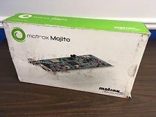 Matrox Mojito - SDI/HDMI/analog HD/SD video and professional audio I/O card