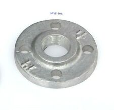 "THREADED FLANGE 2"" 125 RAISED FACE ALUMINUM A356-F ANSI-B16.1 USA  A509110"