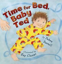 Time for Bed, Baby Ted