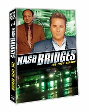 NASH BRIDGES: COMPLETE SEASON 5 (Don Johnson) - DVD - Region 1