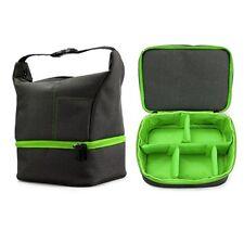 Portable Waterproof Shockproof Insert Padded Partition DSLR Camera Bag Case #U