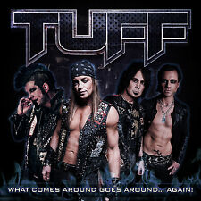 "Tuff ""What Comes Around Goes Around - Again""Stevie Rachelle  Shameless Digi Pack"
