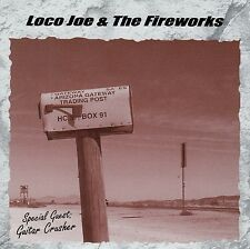 LOCO JOE & THE FIREWORKS : LONESOME ROAD / CD - TOP-ZUSTAND