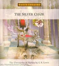 New THE SILVER CHAIR Focus on the Family Radio Theater CD Chronicles of Narnia 6