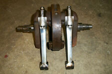 Triumph Preunit Pre Unit Crankshaft & Piston Rods 650cc 500cc ??  95