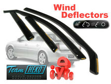 OPEL VAUXHALL VECTRA C 2002-2008 4 D.ESTATE WIND DEFLECTORS 4.pcs (25361)