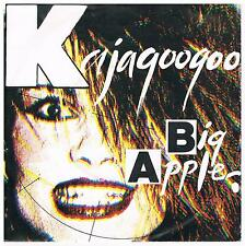 "Kajagoogoo-Big Apple/Monochromatic/7"" Single von 1983"