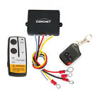12V 50ft Winch Wireless Remote Control Set for Truck Jeep ATV Warn Ramsey