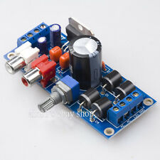 TDA7377 Dual Channel Stereo Amplifier Board 20Wx2 BTL Assembled AMP Board 12V RE