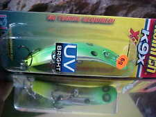 LUHR-JENSEN K9X UV Bright KWIKFISH XTREME Color 1600 for Salmon,Trout,Walleye