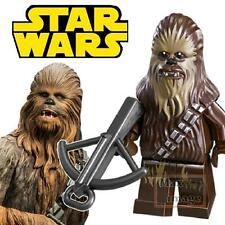 1pc Chewbacca Minifigure Building Blocks Toy Star Wars Custom Lego #199