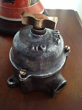 Vintage Old Industrial Light Switch Restored Perfect Original