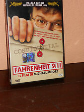 "DVD ORIGINALE DEL FILM  ""FAHRENHIT""  CULT MOVIE, CINEMA D'ESSAI"