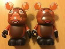 "Disney 3"" Vinylmation, Animation Series 5 - Rutt & Tuke, Common/Variant"