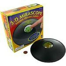 3D Mirascope 3-D Illusion Hologram Image Optical Magic Frog Parabolic Mirror 6""