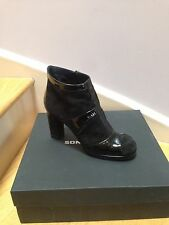 Sonia Rykiel Ankle Boots Size 38.5